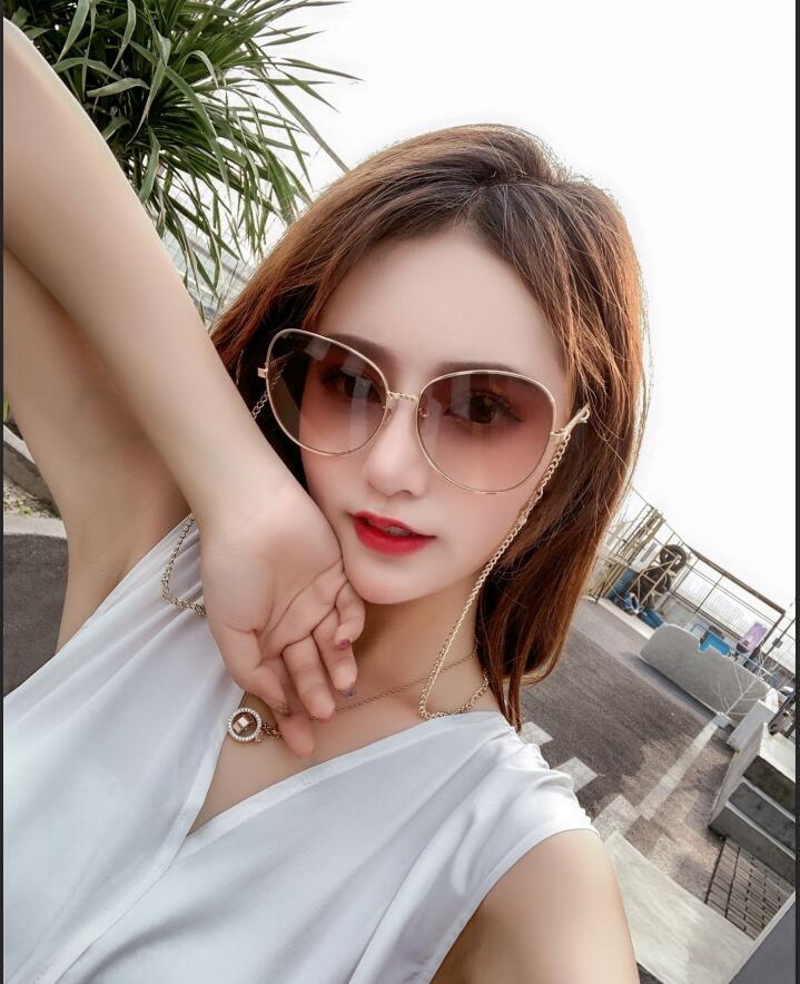 la protection de l'été en plein air de nouvelle mode 2189S hommes de simples femmes de populaires hommes UV400 lunettes gros avec étui