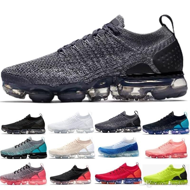 2020 Hot Sale Almofada 2.0 ser verdade Designers Homens Mulher Choque Shoes real Qualidade Moda Mens Correndo Maxes sapatilhas