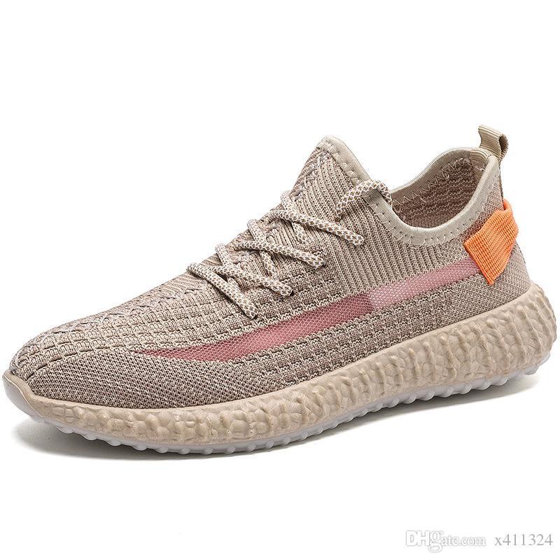 2019 bayanlar erkek spor ayakkabı spor siyah statik yansıtıcı dantel yansıtıcı olmayan ayakkabı kil glow tasarım spor ayakkabı