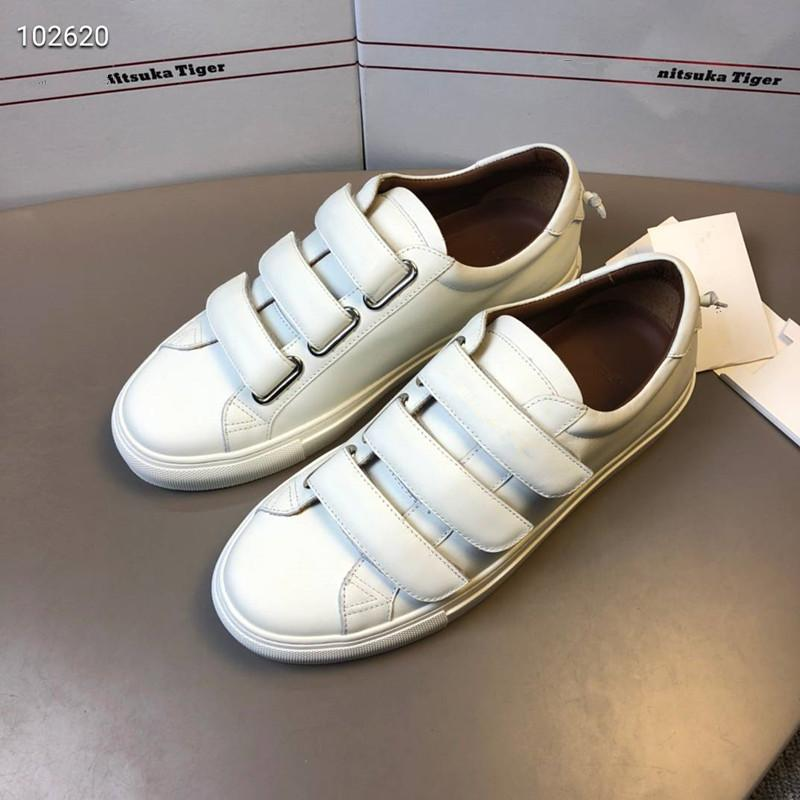 Mens Designer Shoes Velcro Design Lace