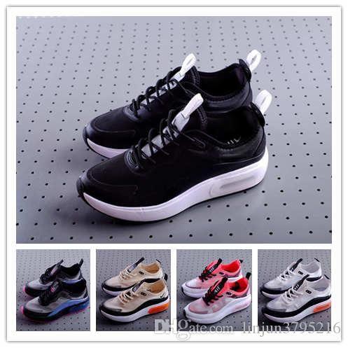 HOT DIA SE QS Chaussures pour Hommes formateurs Wmns luxe femmes Chaussures mode casual noir blanc jaune Sneakers chaussures de marque unisexe 36-45