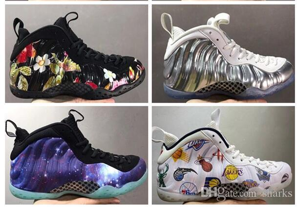 2020 Alternate Galaxy 1.0 2.0 Olympic Penny Hardaway Gum White-Out Mens Basketball Shoes foams one sports sneakers designer