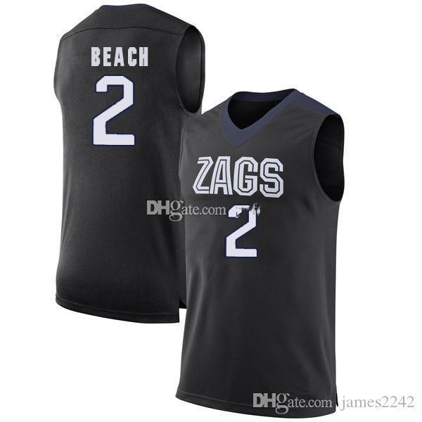 2021 Gonzaga Bulldogs College #55 Dustin Triano Basketball Jersey ...