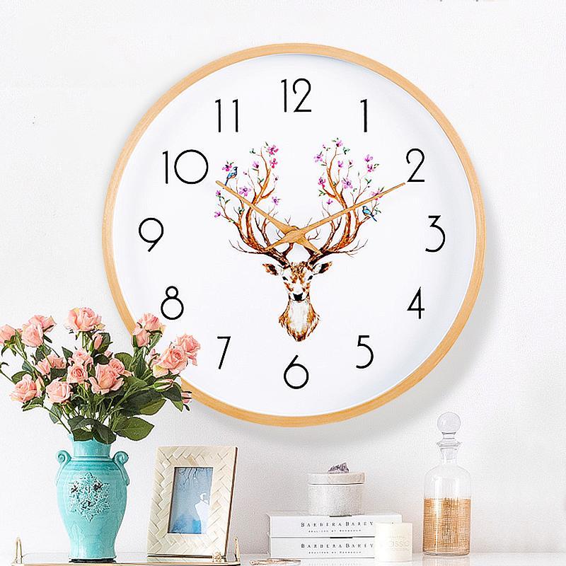 Clocks Creative Wall Clock Fashion Metal Art Wall Clock Home Living Room Wall Decor Uk Home Furniture Diy Omnitel Com Na