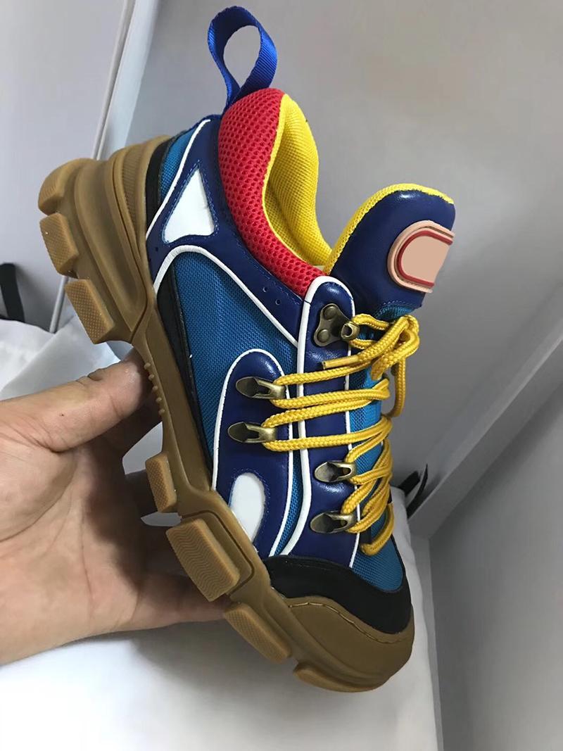 New Designer Sneaker FlashTrek Sapatilha com removível Mulheres Homens instrutor Alpinismo Shoes Mens ao ar livre Botas ck002