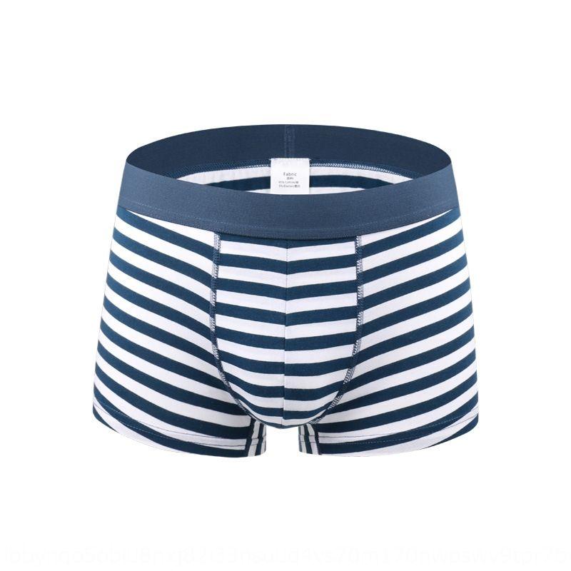 Erkek iç çamaşırı bel kişiselleştirilmiş şerit İç ve şort moda renk pamuklu nefes rahat boxer erkek
