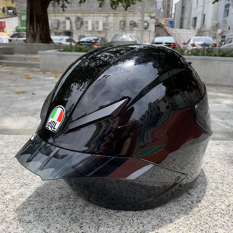 New Arrival full face casco for motor sport women hat Single visor off road motorcycle helmet open face running ECE certified