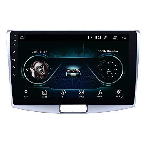2D 10.1 Zoll Android 9.0-Autoradio für 2012-2014 VW Volkswagen Magotan B7 Bora Golf 6 Unterstützung Bluetooth wifi 3G 4G USB OBDII