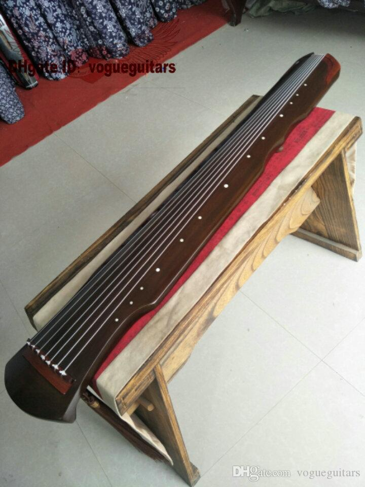 Factory wholesale new Custom 7 Strings Old GuQin Chinese Exquisite Free Shipping