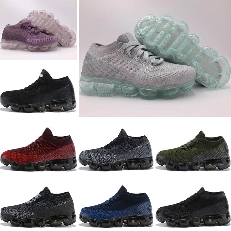 Nike Air Max 2018 2018 Zapatillas de diseñador para mujer para hombre Zapatillas de deporte para niños Zapatillas de deporte atléticas Moda Calzado de senderismo Senderismo Calzado