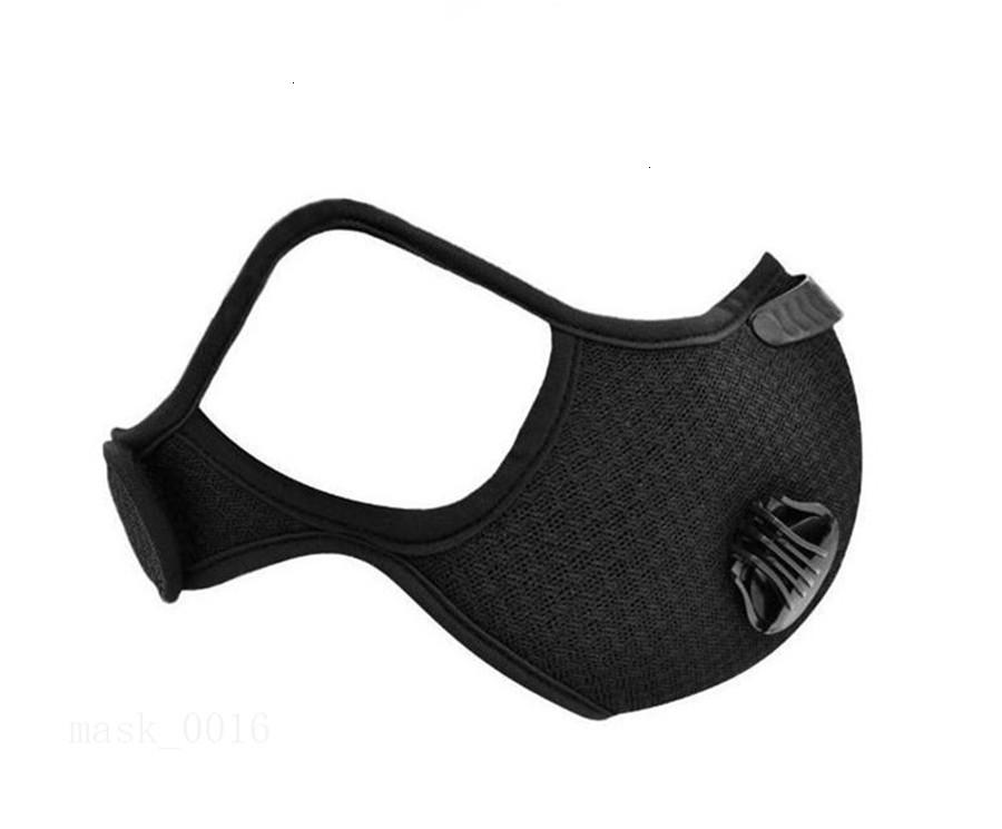 100Pcs Disposable Mask Melt Blown Cloth s Adult Universal Three-Layer Protective Inner Outdoor Cycle Mask Gasket QA
