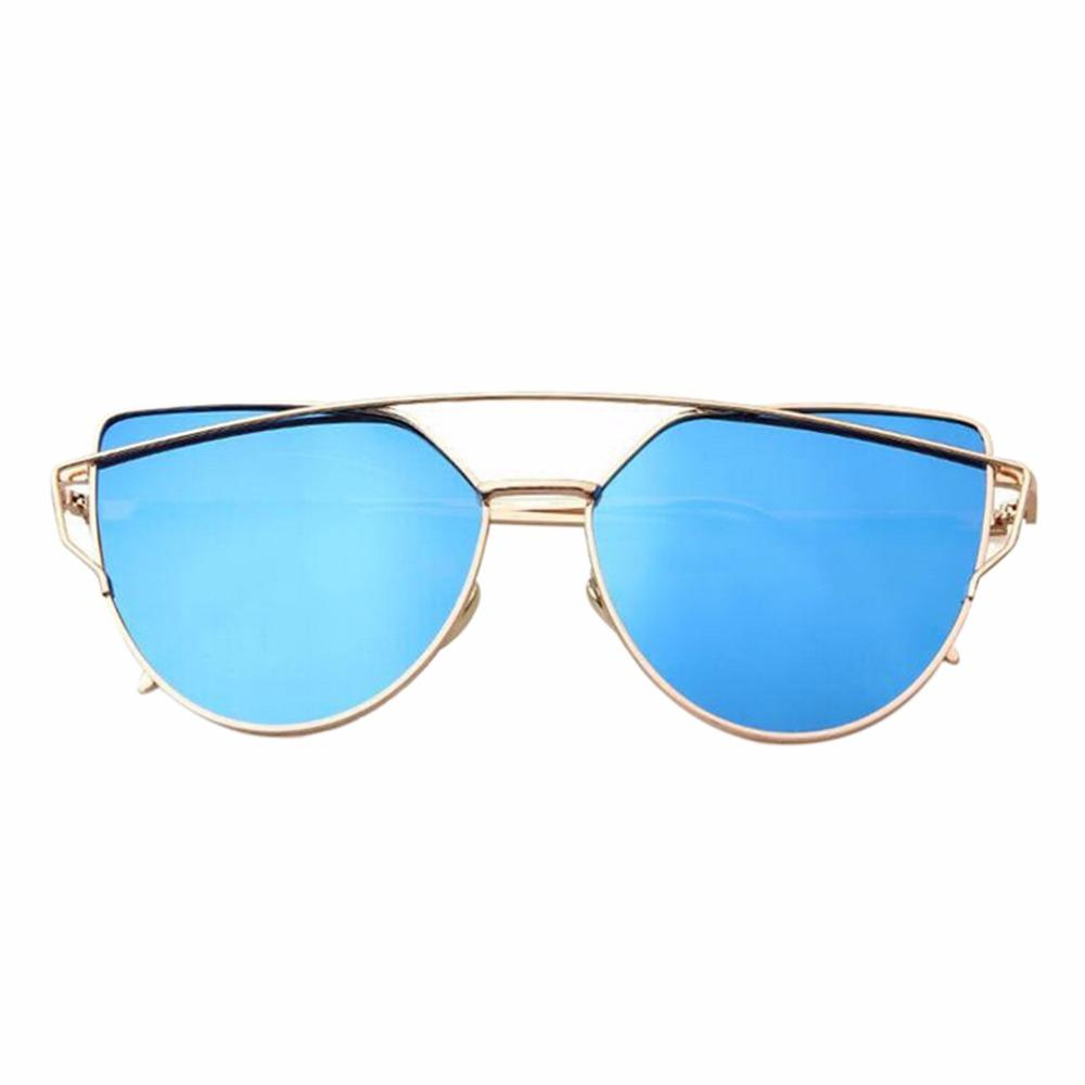 ОПТОВАЯ светоотражающие линзы Дамы солнцезащитные очки металлический каркас 14.3x14x5.2cm Открытый Туризм Скалолазание очки для Star Style Top