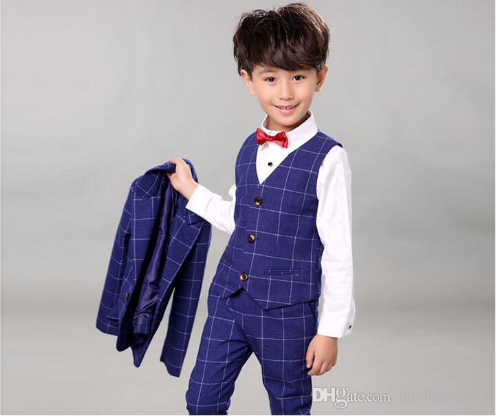 159294807 2019 Teenager Boys Suits For Weddings Kids Prom Suits Formal Children Big  Boys Sets Blazer Boys Clothes Set From Dunhuang555, $69.04 | DHgate.Com
