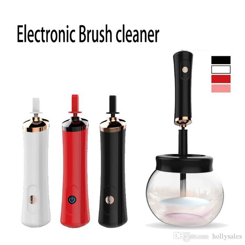فرشاة نظافة مكياج ومجفف شعر ، فرشاة تنظيف العيون