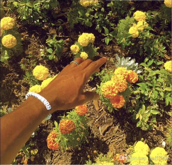 Golf Wang Tyler der Creator Perlenkette Hip-Hop Rap Persönlichkeit Mode Armband Kostenloser Versand
