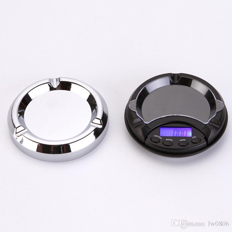 مصغرة منفضة جيب مجوهرات المحمولة مقياس 0.01g 0.1G مقياس الذهب مقياس الالكترونية