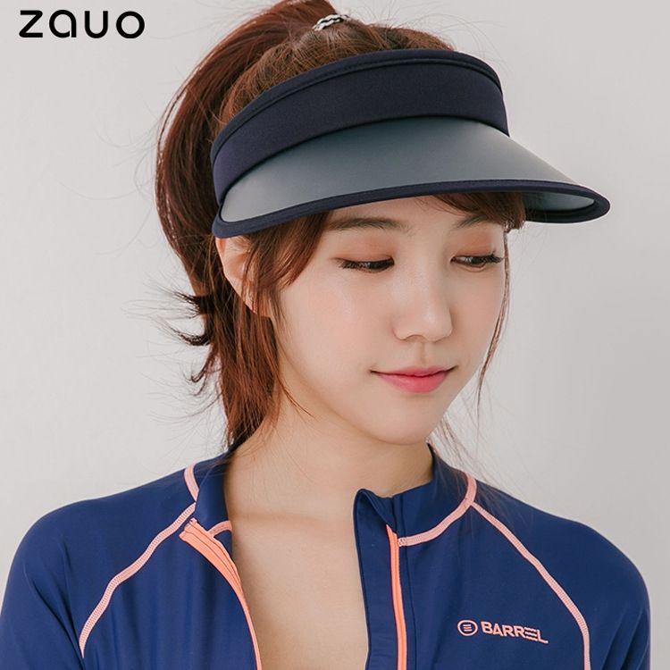Yaz Yaz güneşi gündelik Zauo güneş şapkası kadın spor gündelik şapka