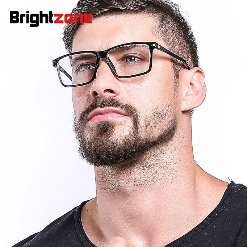 Brightzone Moda TR90 Mavi Işık Kapalı Gözlükler Bilgisayar Cep Dijital Ürünleri Anti-Blue Ray Gözlük Optik Çerçeve Erkekler Engelleme