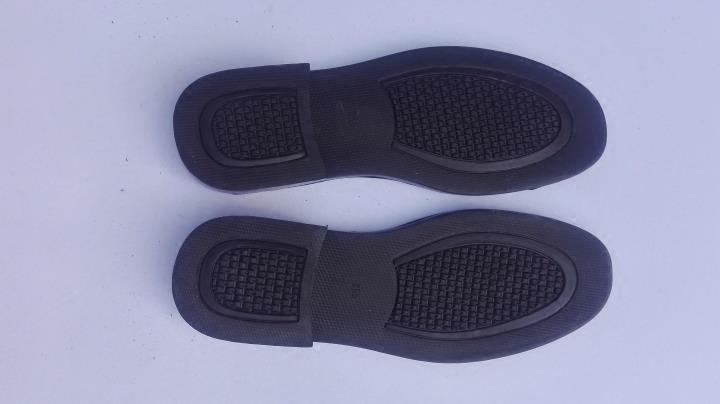 Suole da uomo in gomma suole scarpe fatte a mano accessori materiali fai-da-te accessori riparazione scarpe materiali su misura