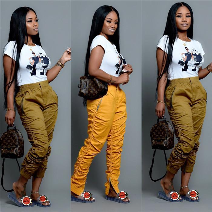 Summer Womens Designer T-Shirts Patchwork O Neck Short Sleeve Slim Tops Casual Women tshirts Clothing White