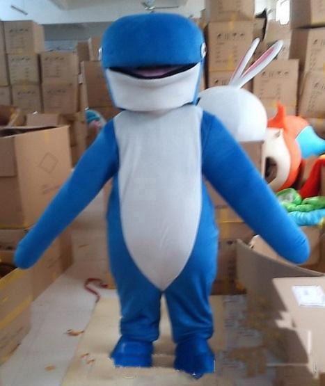 2019 hochwertige Wal Maskottchen Kostüm Kostüm Erwachsene Größe