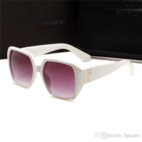 Gli occhiali da sole da donna a luce polarizzata da donna classici di moda montano cornici in plastica casual eleganti occhiali da sole da donna promozione possono essere