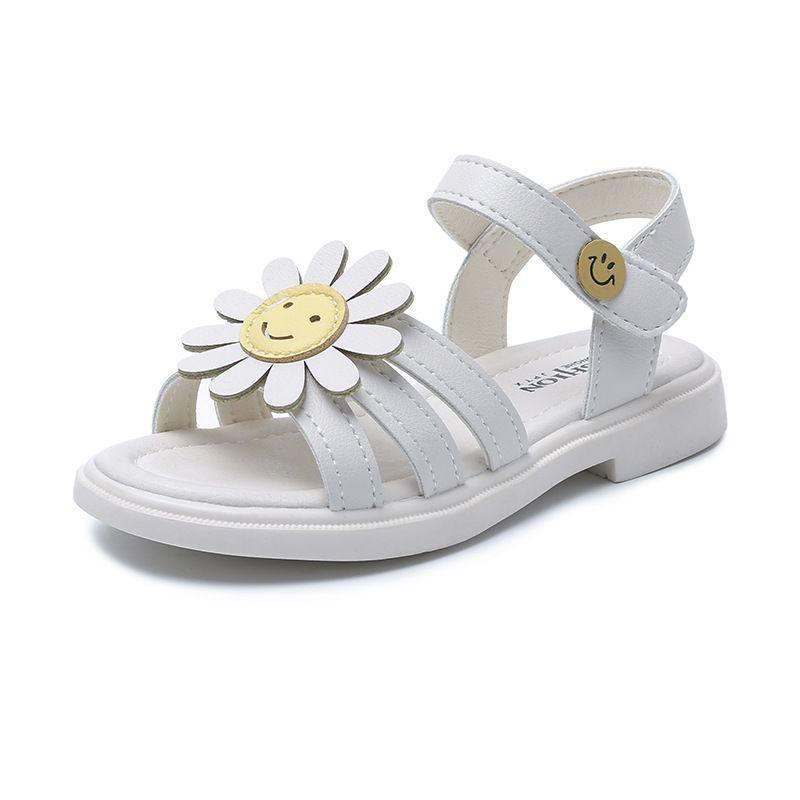 Детская обувь Grils сандалии детские сандалии девушки вскользь девушки Sandale sandales sandalen Zapatos размер 26-36 новый горячий