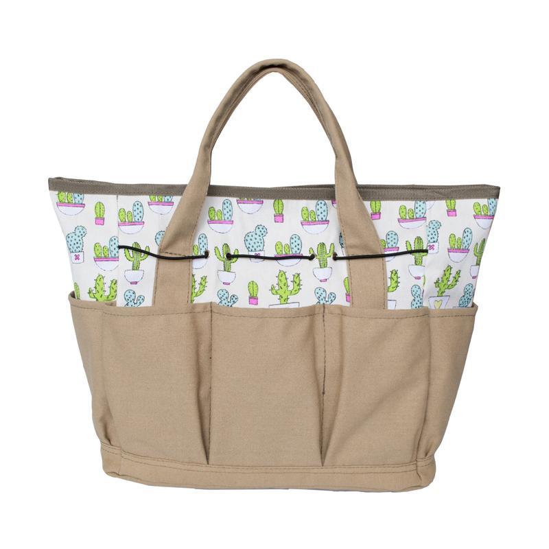 2021 Canvas Garden Tool Storage Bag, Canvas Garden Tool Bag