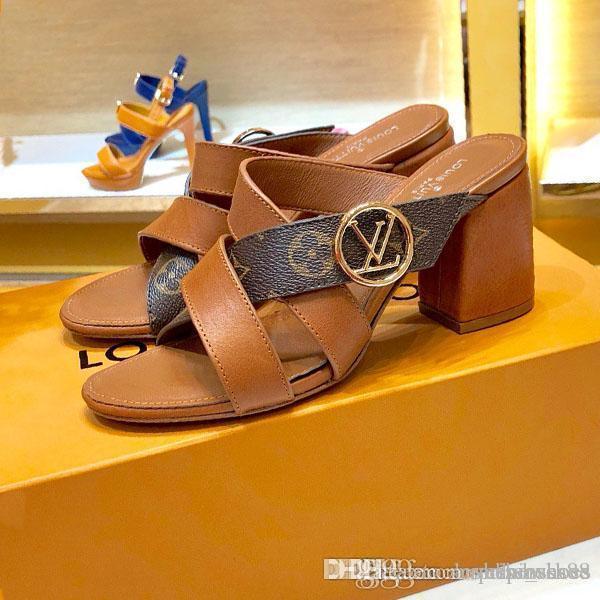 Fashion Women Shoes Summer High Heels