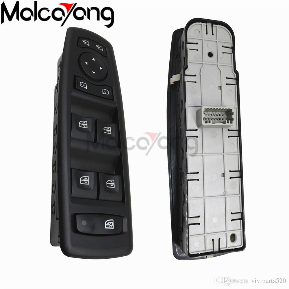 Renault Megane /& Laguna /& Fluence 2008 on Wing Mirror and Window Control Switch