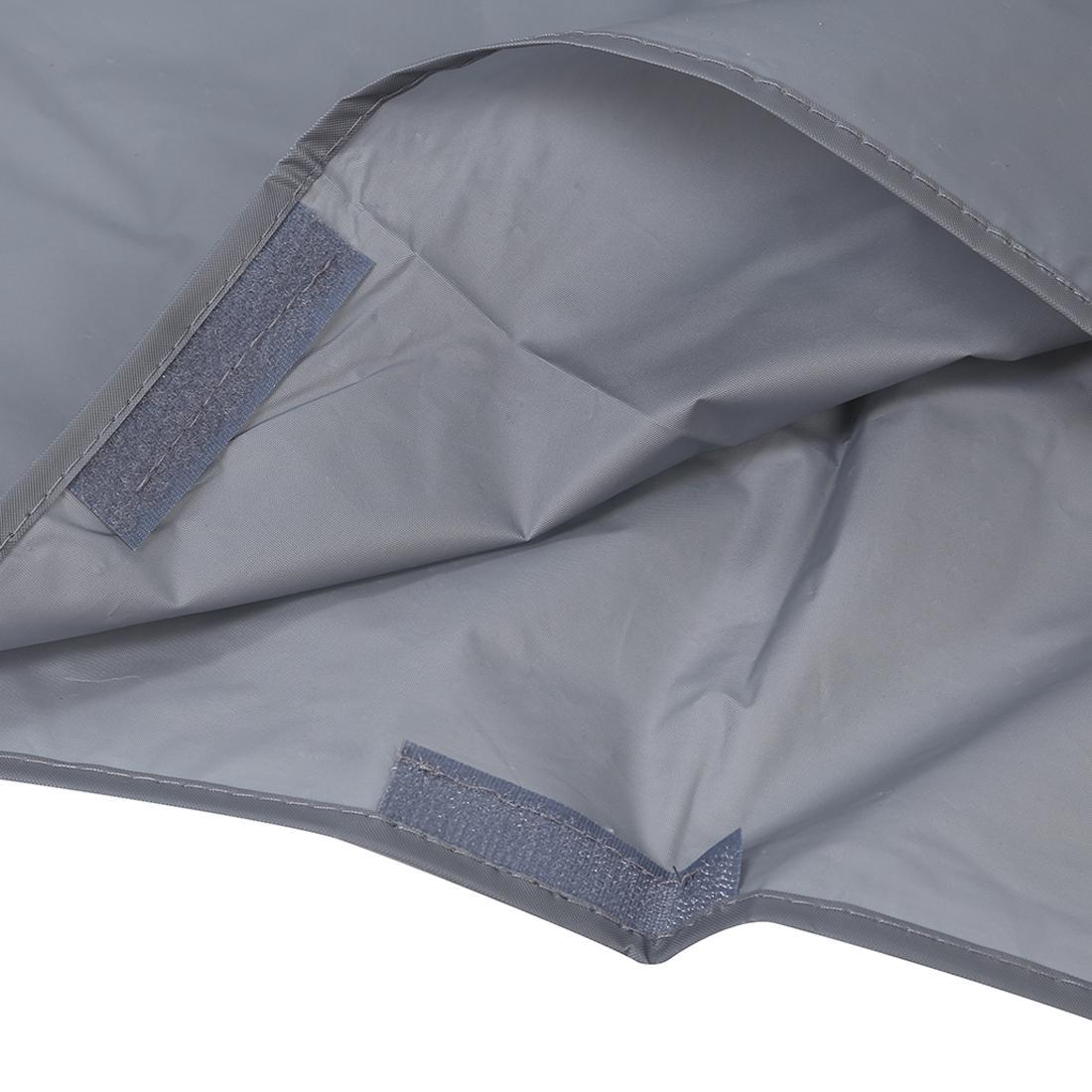 2 Farben Fahrrad-Abdeckung wasserdicht Outdoor-UV-Schutz-MTB Fahrrad-Kasten Regen Staubdichtes-Abdeckung für Motorrad-Roller