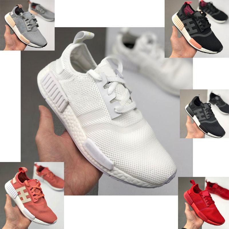 2020 all'ingrosso R1 corridore pk estate tripla banda bianca di marca respira allenatore designer per donne degli uomini Pattini correnti Sport scarpa da tennis