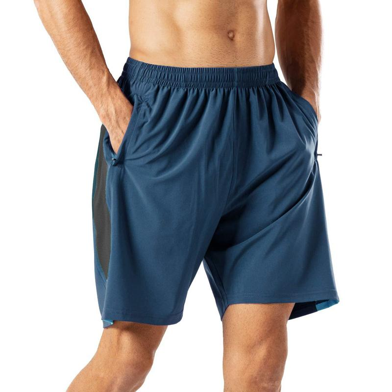 2020 Summer Men's Casual Training Shorts Loose Sport Running Jogging Basketball Cotton Blends Casual Track Pants T200422