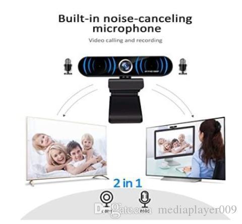 Камера T1 MF WebCam Video Conference / Видео вызов / Live Stream 1080P USB 2.0