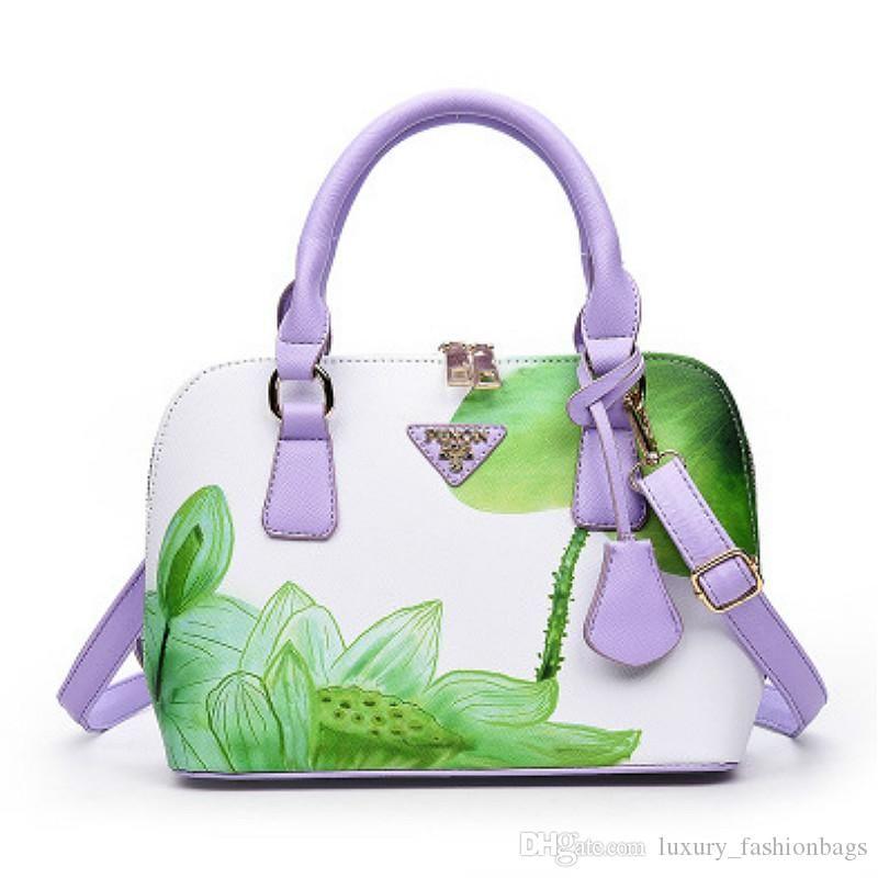 Роскошные женские сумки тотализаторы модные сумки дизайнерские сумки сумочка женщины известный мешок маленькая раковина слива цветок сумка высота quality2019