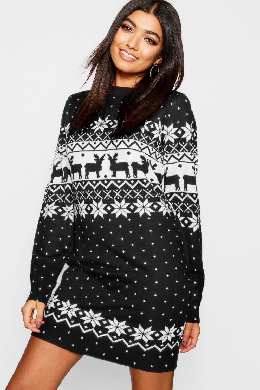 estilo popular de 2020 no mundo Natal outono inverno vestido vestido vestido de mangas compridas de moda europeus e americanos feminina