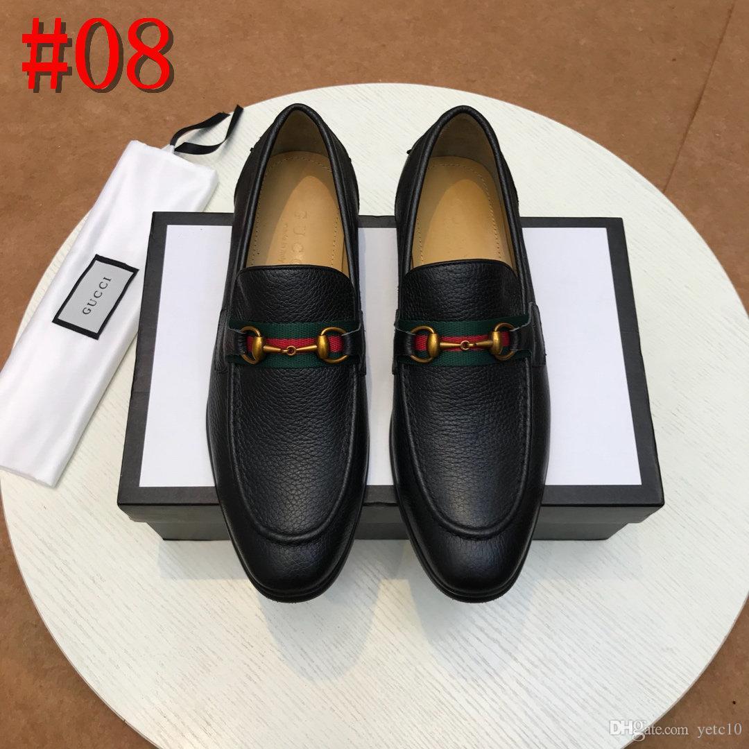 2019 zapatos de boda formales marcas de lujo diseñadores de zapatos de Oxford para hombre derby zapatos de vestir zapatos elegantes robe de mariage mocassin homme