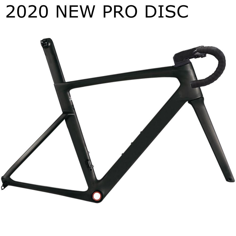 2020 YENİ T1000 yanlısı disk diski fren karbon yol bisikleti çerçeve bisiklet yarış çerçeve kümesi yapılmış stem Gidon Tayvan xdb DPD gemisi