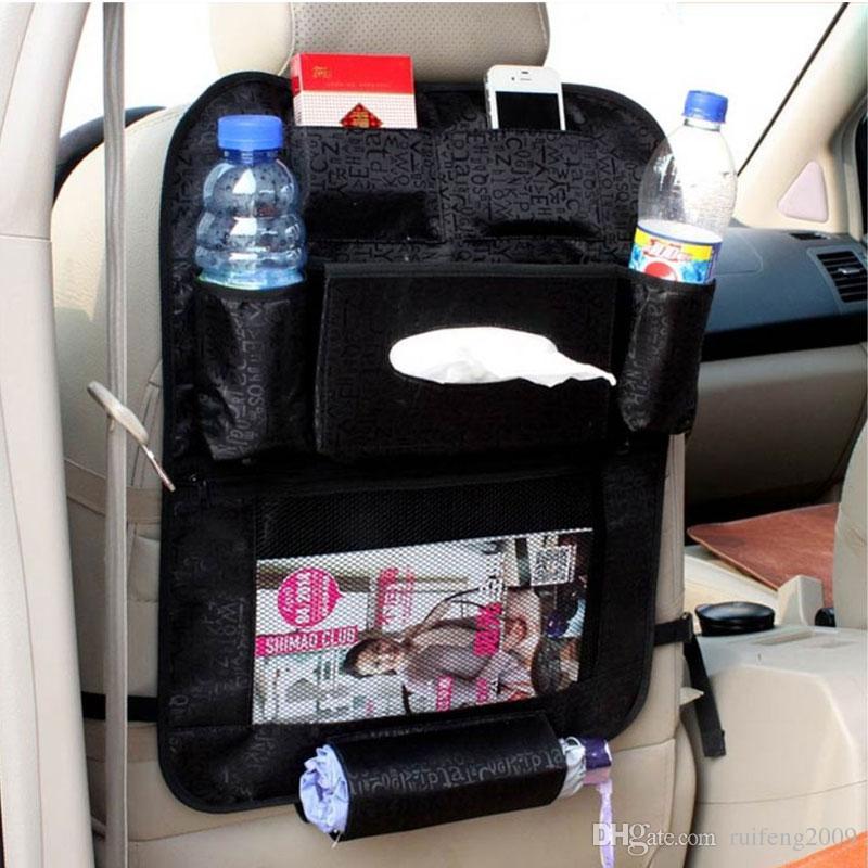 Car Organizer waterproof Car seat covers protector mat Car Storage Bags Seat Back Protector Case Cover Multi-Purpose