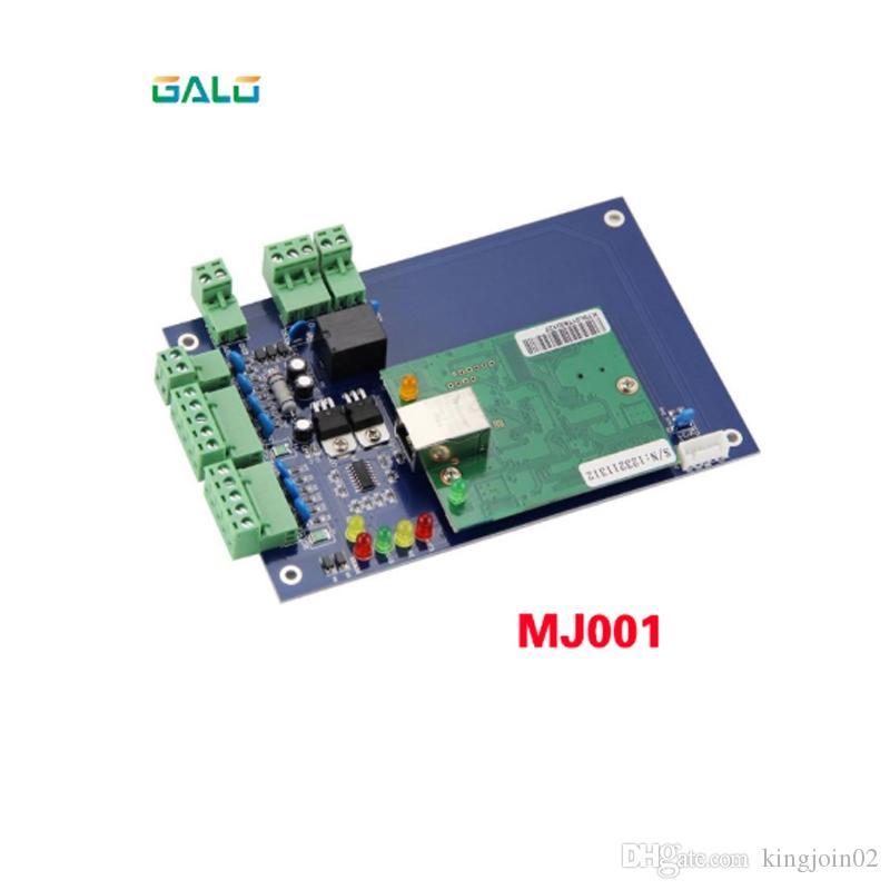 GALO TCP / اتصال الكمبيوتر لوحة تحكم الوصول إلى شبكة إيثرنت لقارئ RFID 1 باب ، ومجموعة متنوعة من اختياري