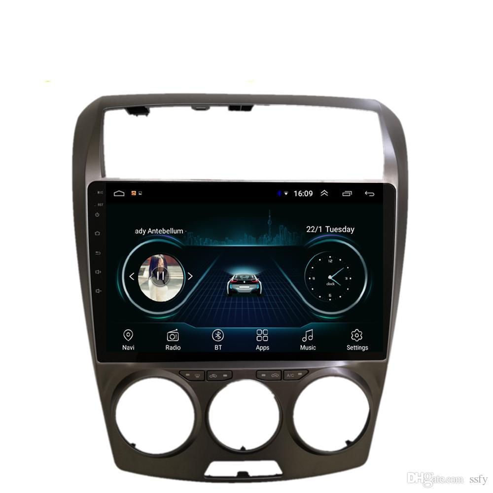 lecteur voiture Android HD 1080 Résolution HD 1024 * 600 musique sans perte microphone écran multi-touch pour FAW B50 2009-2012 9inch