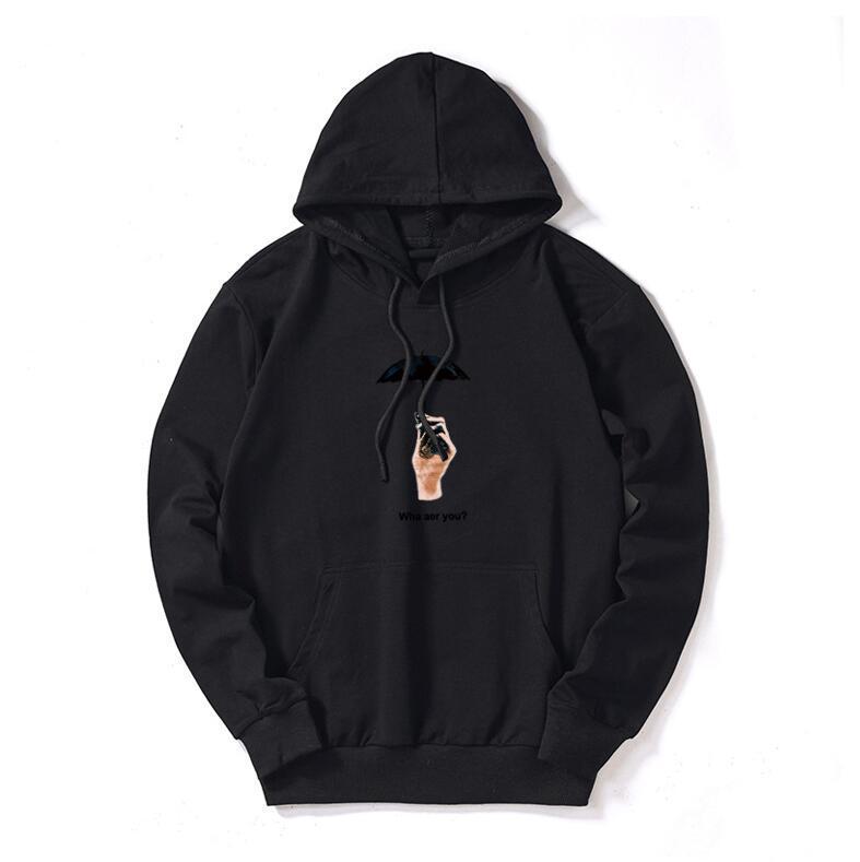 2019 sudaderas con capucha casual para hombres patrón para hombre Marca tapas impresas suéter Hombres Mujeres Hoodies de lujo más el tamaño de Asia M-5XL