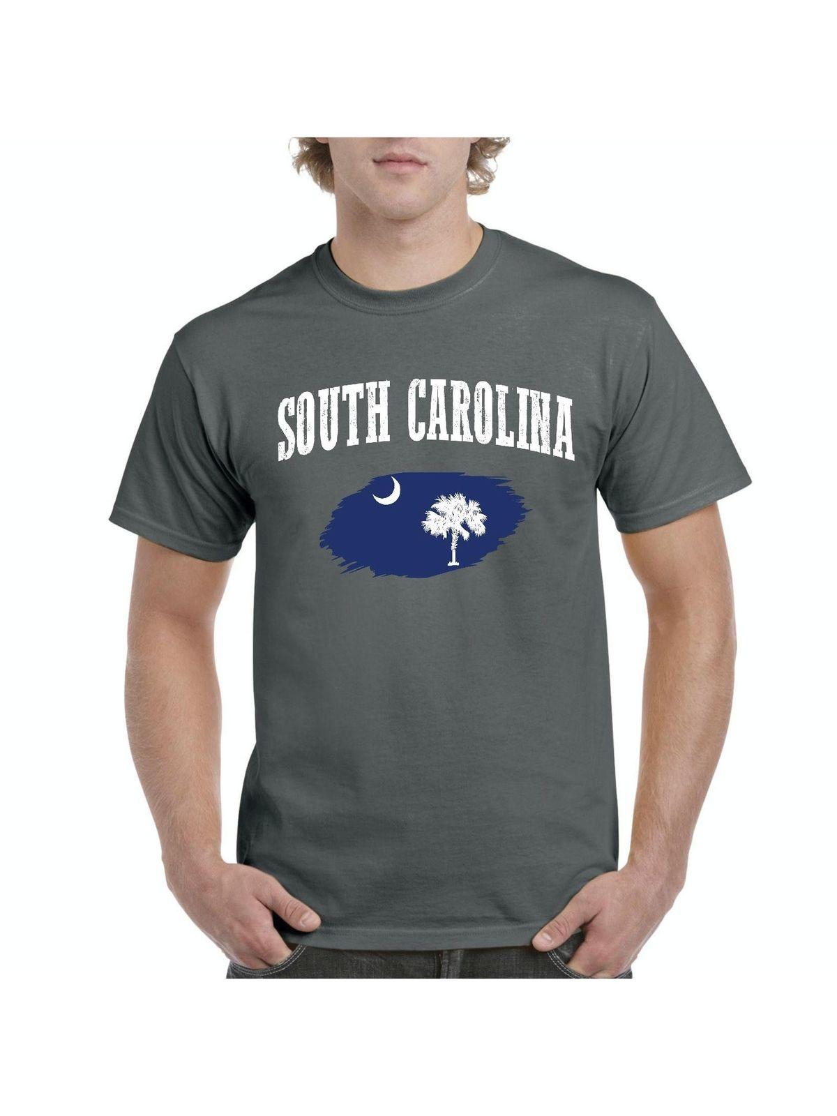 South Carolina State Flag University of South  American Unisex Youth Shirts
