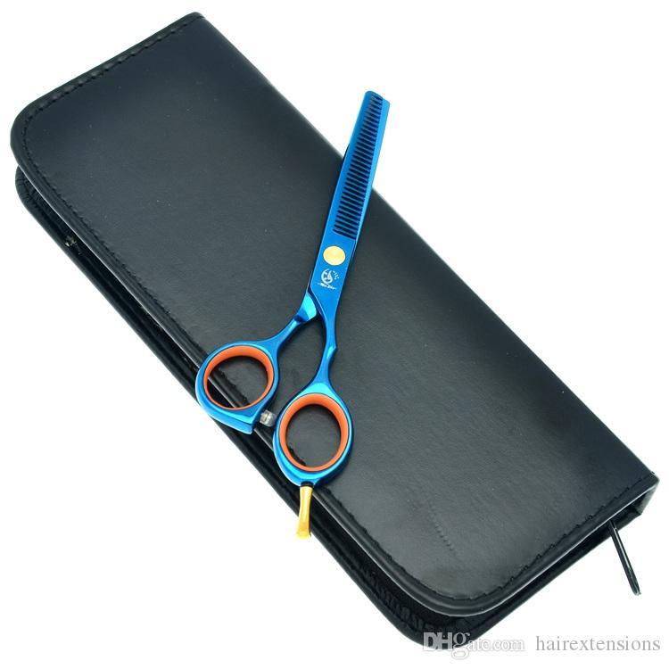 Meisha 5.5 Inch High Quality Hairdresser's Thinning Shears Japan 440c Professional Hair Cutting Scissors Hair Razors Salon Tools HA0021