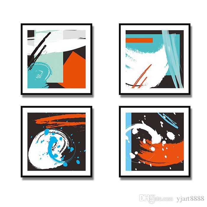 Renk Soyut Resimler Evini veya Office, (PX003) Baskı Ürünleri, sanat, Çerçeve Tablolar süsleyin.