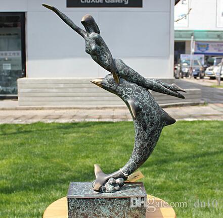 Schönheit reiche Blume Handwerk Kupfer Bronze Skulptur Heimtextilien Werbegeschenke Dekoration Kunsthandwerk