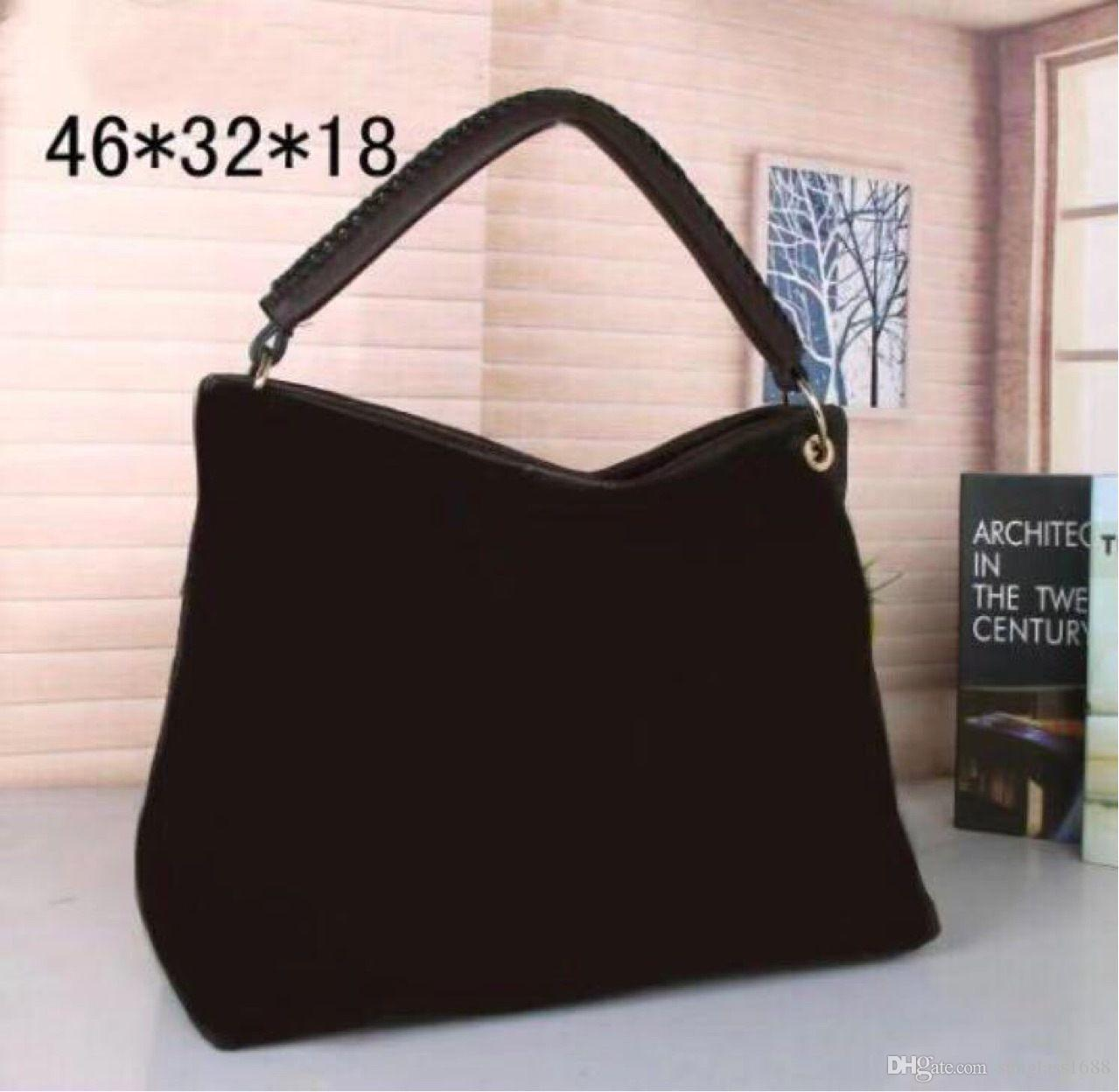 3 لون أعلى جودة خمر النقش الزهور حقيبة M40249 النساء جلد حقيقي ارتسي حقيبة تسوق حمل مصمم المحفظة حقائب الكتف