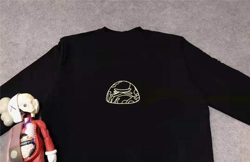 Mens Tasarımcısı Hoodie Moda Marka Triko Sweatshirt Terry Cotton Hoodie Lüks Uzun Kollu Hoodie0.0 Baskı Erkekler Kadınlar Patterns için Tops