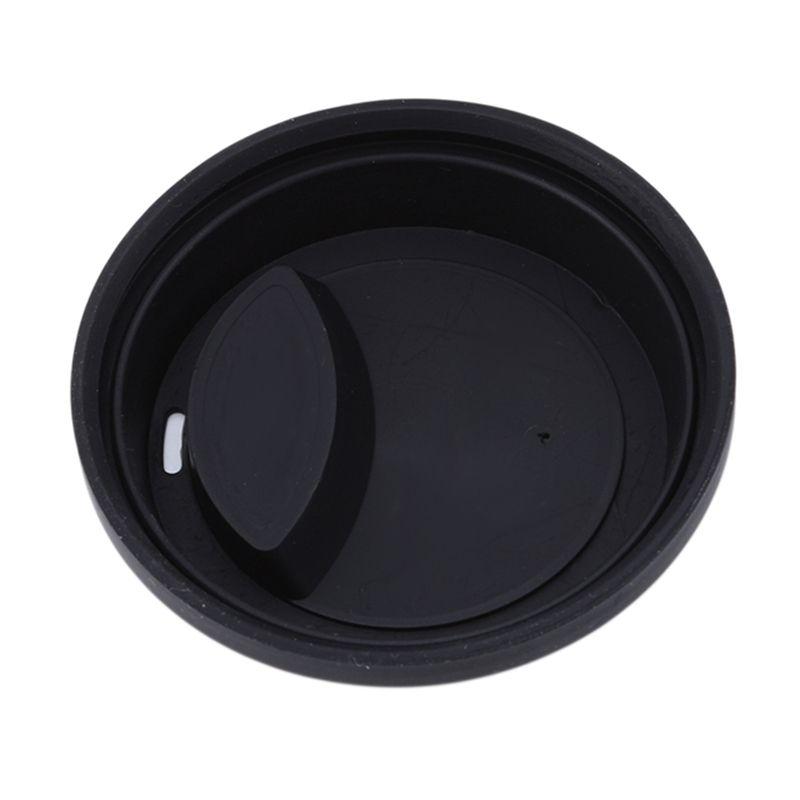 Silicone isolamento a perfetta tenuta della tazza del coperchio resistente al calore tazza anti-polvere copertura casa e giardino Caps coperchio cucina per tè e caffè di tenuta