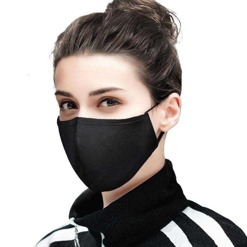 2020 Dustproof FaceMasks Valve Wecan Face Filter Washable Reusable Anti-Dust Fog Pm2.5 Masks Fashion Breathing Mask